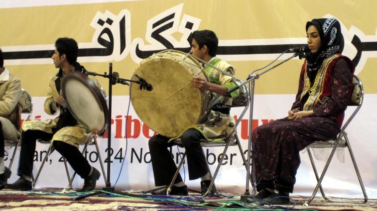 چهارمین جشنوراره بین المللی فرهنگ اقوام ایران زمین