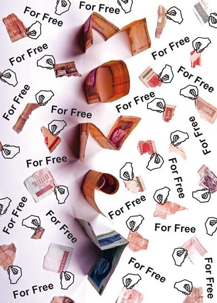Money For Free By Saleh Zanganeh